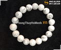 Vong tay howlite trang